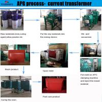best price APG vacuum pressure gelation equipment for apg process for power transformer Manufactures