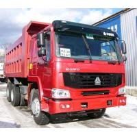 10 Wheel Dump Truck Capacity Heavy Duty Dump Truck With Ventilating System Manufactures