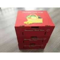 Corrugated Board Fruit Carton Box Manufactures