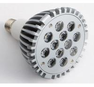Spot led lighting PAR38 12*1W Manufactures