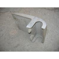 High Wear Steel Permanent Mold Castings With 1300 Degree Manufactures