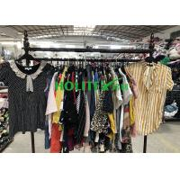 Various Types Used Womens Clothing Holitex Second Hand Ladies Cotton Blouse Manufactures