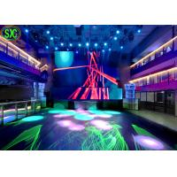 Quality P3 Super Slim Led Display Video Wall Black Diamond Lamp Events Stage Use for sale