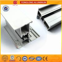 Independent Seal Structure Aluminum Door Profile Insulation Performance And Sound Insulation Effect Manufactures
