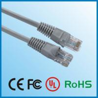 Network Cable/Lan Cable UTP CAT5e 24AWG Pass Fluke Tes Manufactures