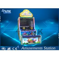 Amusement Park Ball Kids Coin Operated Shooting Arcade Game Machine Manufactures