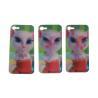 Buy cheap Custom Beautiful Flip 3d Lenticular Iphone Cases Lenticular Flip With 0.6mm Pet from wholesalers
