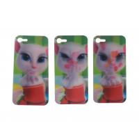 Buy cheap Custom Iphone Cases Lenticular Flip With 0.6mm PET Eco - Friendly Material from wholesalers
