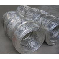 Buy cheap Extruded Zinc Ribbon Magnesium Anode Pipelines Water Tank Steel Pipe from wholesalers