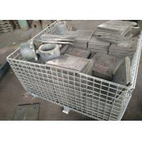 Metal Mould Casting Wear Performance No Breakage , Cr12 Mill Liners Manufactures