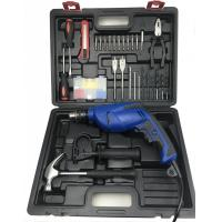 China 13mm Impact Drill Machine Complete with 138 piece Kit Smart Household Tool Set 710w on sale