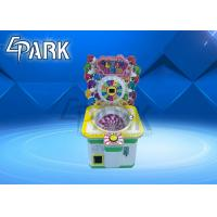 Quality Amusement Park Crane Game Machine , Coin Pusher Lollipop Candy Machine for sale