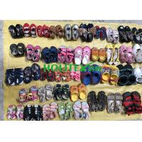 Africa Second Hand Clothes And Shoes / Children Mixed Shoes For All Seasons Manufactures