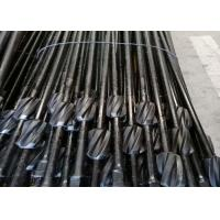 Oilfield Polished Steel Rod Hollow Sucker Rod AISI 4140 With Centralizer Manufactures