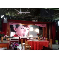 Die Casting Aluminum SMD2121 P4 Indoor Full Color LED Screen Manufactures