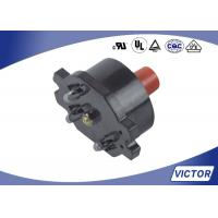 Auto Reset Manual Rest Bimetal Thermal Protector Motor Protector Manufactures