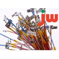 Custom UL1015 Auto Wiring Harness , Engine Harness Wiring With Crimp Terminal Manufactures