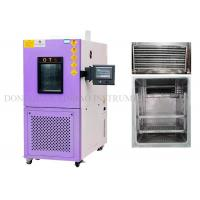 Buy cheap Multifunctional Constant Temperature Chamber , Small Environmental Chamber CE from wholesalers