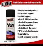 Chemicals Paint / Coating Rubber Liquid Rubber Paint Plasti Dip Spray Manufactures