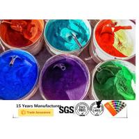 Anti Corrosive Home Powder Coating Smooth Surface Epoxy Polyester Material Manufactures