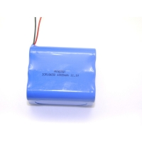Samsung18650 11.1 Volt Small Lithium Ion Battery 6000mAh Manufactures