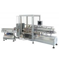 PLC Controlled Vertical Type Automatic Cartoning Machine for Small Box Contained Products Manufactures