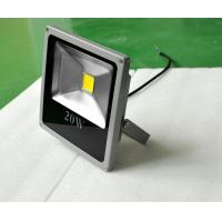 120/60 degree 20W 2700-7000k color temperature waterproof led flood light Manufactures