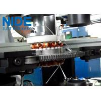 Quality Automatic motor Stator coil Lacing Machine ( Stator Coil Lacer ) With PLC for sale