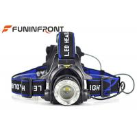 4-AA Battery Outdoor LED Headlamp Manufactures