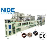 Electric Motor Stator Armature Winding Machine High Efficiency Manufactures