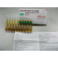 Quality Quinine dihydrochloride Injection 300 mg / mL Anti Malaria Medicine for sale
