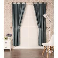 Buy cheap Light Fleece Small Fleece Black Out Window Curtain from wholesalers