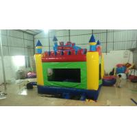 Export Excellent Amusement Park Inflatable Sports Game / Children Bounce Houses Manufactures