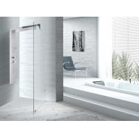 1500 X 900 Bathroom Shower Enclosures Walk In Mirror Shower Column Manufactures