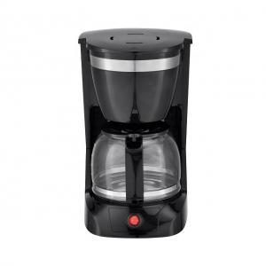 Overheat Protection 800W 1.25L Filter Coffee Machine Manufactures