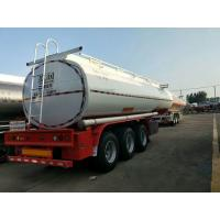 Buy cheap 50cbm Fule Tank Semi Trailer Shengrun Auto Liangshan from wholesalers