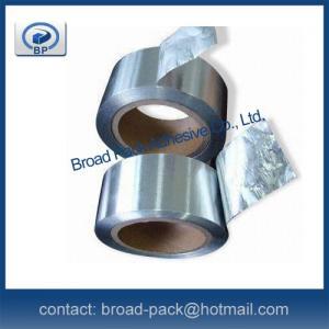 Self Wound Aluminium Foil Tape Solvent Acrylic Manufactures
