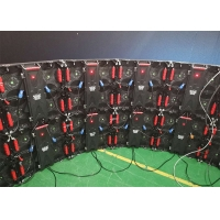 Stage Hanging 500X500mm P3.91 Flexible Led Stage Screen Manufactures