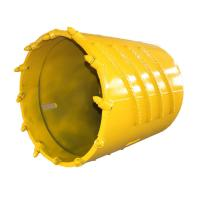 Quality Construction Bit Drilling Core Barrel Cutter Teeth Roller Bits Rock Layers for sale