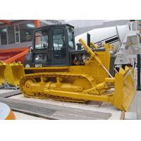 Quality Six Direction Blade Compact Crawler Bulldozer , Heavy Construction Machinery for sale