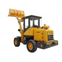 Mini Front End Loader 916 1 Ton Rated Load Heavy Equipment Loader With Manual Transmission Manufactures