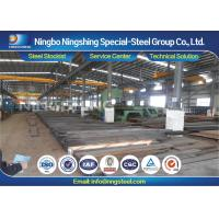 ASTM A681 AISI A2 Cold Work Tool Steel , Annealed Alloy Steel Bar Manufactures