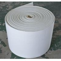 Nomex spun fiber air slide belt for cement industry conveyor in high temperature