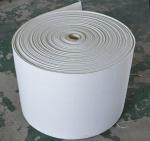 Nomex spun fiber air slide belt for cement industry conveyor in high temperature system