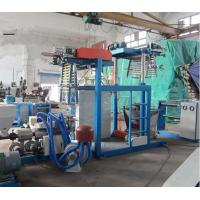 Buy cheap Rotary Die Head Plastic Film Blowing Machine For Packaging Film Process from wholesalers