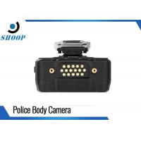 Durable Night Vision Wearable Video Camera Police 5MP CMOS Sensor Manufactures