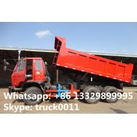 hot sale best price 210hp dongfeng sand and stone dump truck, 25ton dongfeng brand LHD 6*4 dump tipper truck for sale Manufactures
