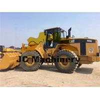 China 6T Original Used Caterpillar Front End Loaders For Sale CE/BV/SGS Approval on sale