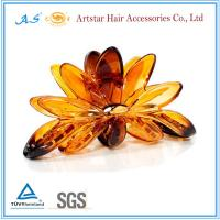 Fashion flower hair claws wholesale Manufactures