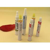 5ml Metal Squeeze Eye Ointment Tube 99.7% Purity Aluminum Material Manufactures
